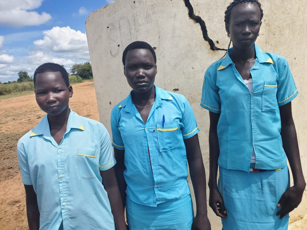 Village Help for South Sudan Wunlang School