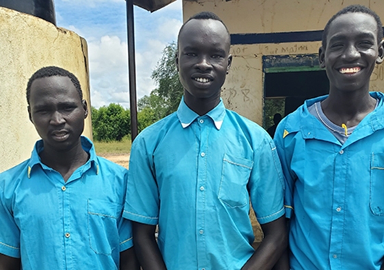 Village Help for South Sudan Wunlang Secondary School